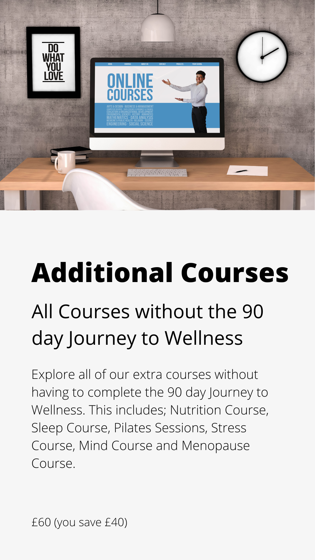 Additional Courses Package Icon